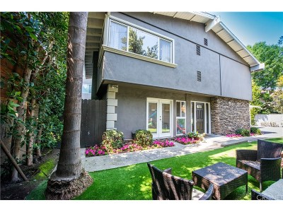 Studio City Single Family Home For Sale: 12442 Rye Street