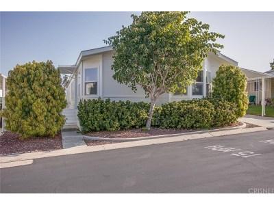 Camarillo Single Family Home For Sale: 5 Gitana Avenue #150