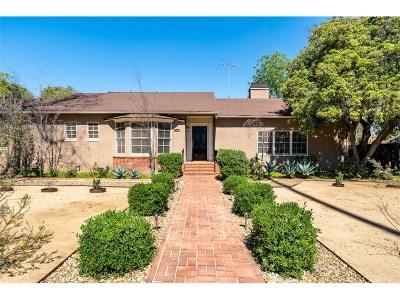 Van Nuys Single Family Home For Sale: 15047 Hamlin Street