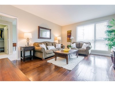 Woodland Hills Condo/Townhouse Active Under Contract: 21301 Erwin Street #305