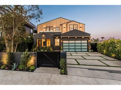 Mar Vista Single Family Home Sold: 3570 Frances Avenue