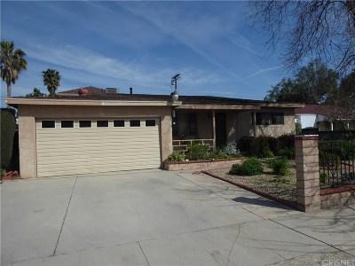 Panorama City Single Family Home For Sale: 8800 Sylmar Avenue