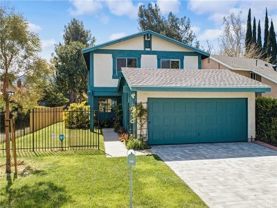 Agoura Hills Single Family Home For Sale: 5892 Cape Horn Drive