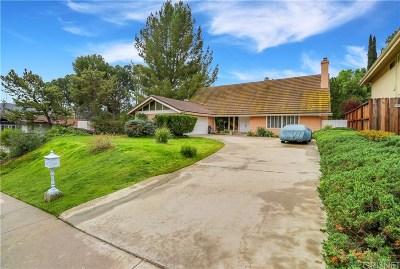 Tarzana Single Family Home For Sale: 4233 Ellenita Avenue