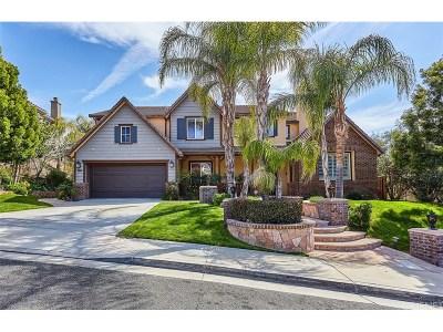 Valencia Single Family Home For Sale: 24248 Palo Verde Drive