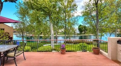 Calabasas Single Family Home Active Under Contract: 4526 Park Allegra