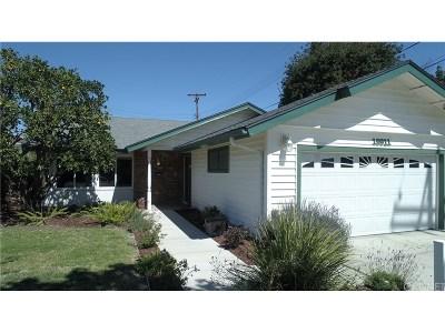 Winnetka Single Family Home For Sale: 19911 Arminta