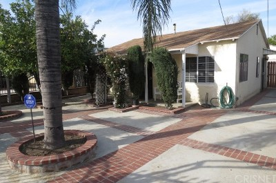 Sun Valley Single Family Home Active Under Contract: 8766 Rincon Avenue
