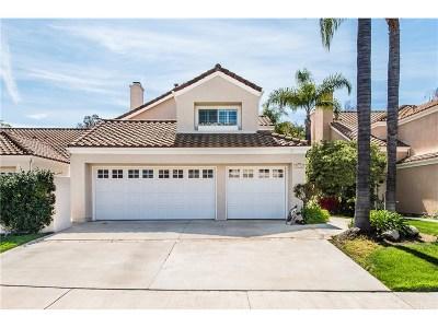 Calabasas Single Family Home Sold: 24712 Calle Altamira