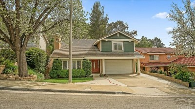 Single Family Home Active Under Contract: 21418 Angela Yvonne Avenue