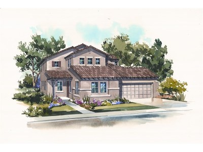 Lancaster Single Family Home Active Under Contract: 4133 West Avenue J7