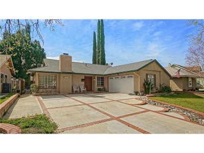 Single Family Home For Sale: 21204 Altena Drive