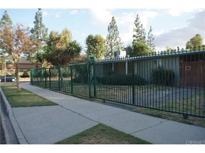 Reseda Single Family Home Active Under Contract: 7645 Calvin Avenue