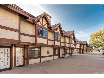 Sun Valley Condo/Townhouse Active Under Contract: 9325 Sunland Park Drive #19