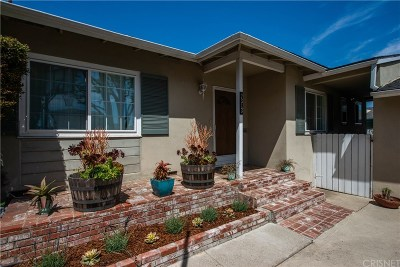 Los Angeles Single Family Home For Sale: 7313 West 88th Place