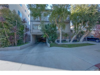 Studio City Condo/Townhouse For Sale: 13012 Valleyheart Drive #8