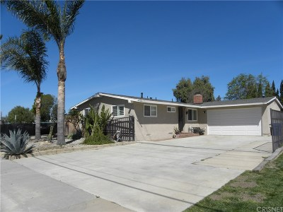 Simi Valley Single Family Home For Sale: 725 Royal Avenue