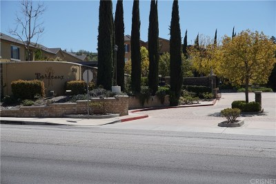 Condo/Townhouse Active Under Contract: 20000 Plum Canyon Road #522