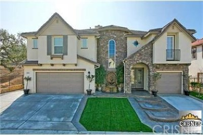 Simi Valley Single Family Home For Sale: 5588 California Oak Street