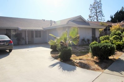 Single Family Home For Sale: 22168 Barbacoa Drive