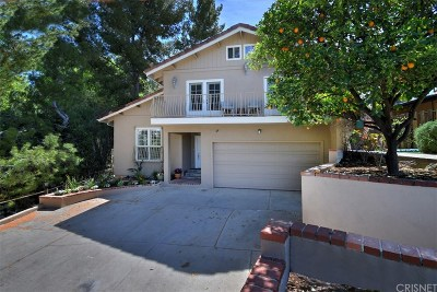 Woodland Hills Single Family Home For Sale: 21754 Ybarra Road