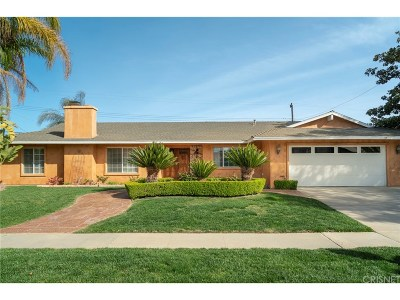 Thousand Oaks Single Family Home For Sale: 1458 Suffolk Avenue