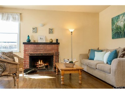 North Hollywood Single Family Home Active Under Contract: 6302 Denny Avenue