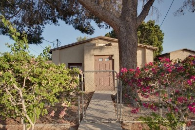 Coachella Single Family Home For Sale: 1420 2nd Street