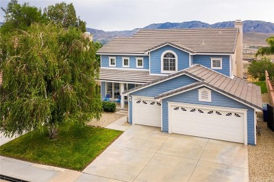 Single Family Home For Sale: 17228 Mt. Stephen