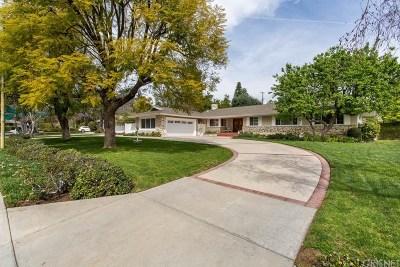 Northridge Single Family Home For Sale: 9340 Beckford Avenue
