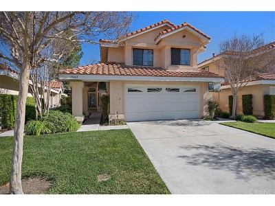 Canyon Country Single Family Home For Sale: 15607 Marina Court