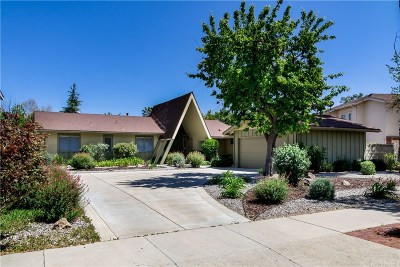 West Hills Single Family Home Sold: 7438 Chaminade Avenue