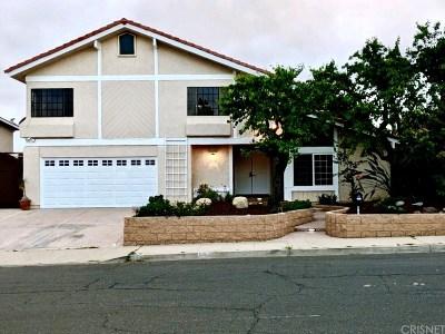 Camarillo Single Family Home For Sale: 2057 Viking Drive