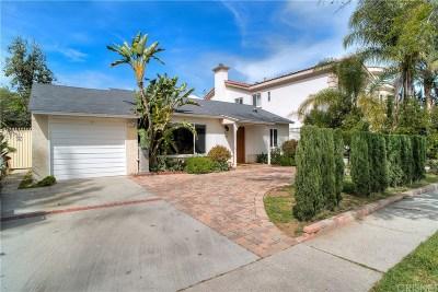 Tarzana Single Family Home For Sale: 5143 Lindley South
