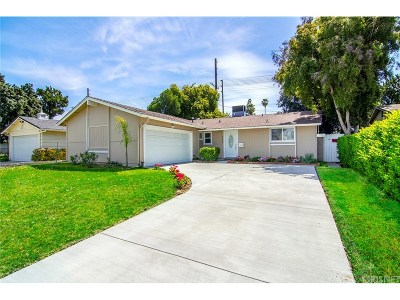 West Hills Single Family Home For Sale: 23340 Gilmore Street