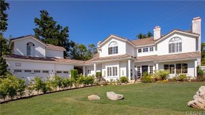 Westlake Village Single Family Home For Sale: 1374 Falling Star Avenue