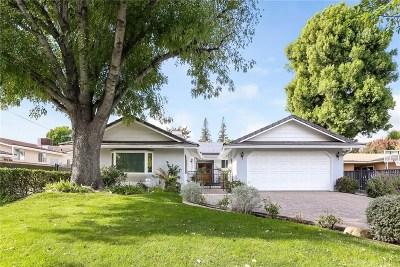 Encino Single Family Home Sold: 5143 Densmore Avenue