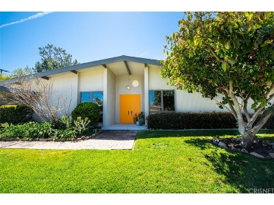 Thousand Oaks Single Family Home Active Under Contract: 1131 Hendrix Avenue
