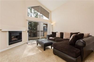 Woodland Hills Condo/Townhouse For Sale: 21550 Burbank Boulevard #316