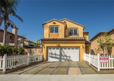 North Hills Single Family Home Active Under Contract: 8621 Noble #3