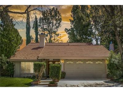 Valencia Single Family Home Active Under Contract: 23912 Via Onda