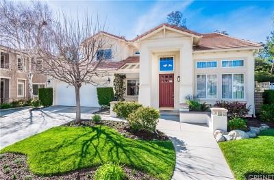 Valencia Northbridge (NBRG) Single Family Home For Sale: 27659 Harwick Place