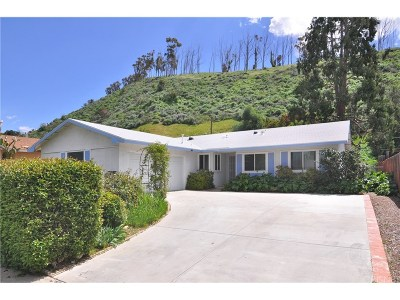 Simi Valley Single Family Home Active Under Contract: 2950 Rosette Street