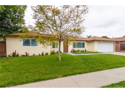 Simi Valley Single Family Home For Sale: 1479 Roan Street
