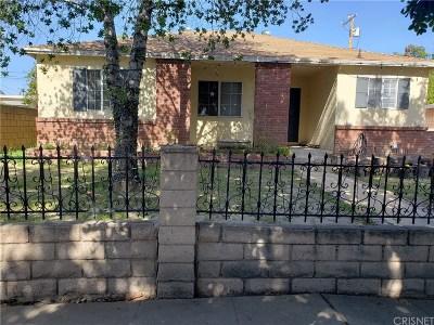 Arleta Single Family Home For Sale: 9656 Sandusky Avenue