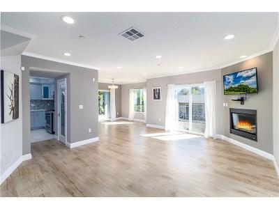 Studio City Condo/Townhouse For Sale: 11909 Laurelwood Drive #5
