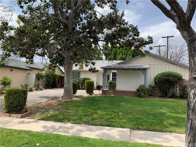 North Hills Single Family Home For Sale: 9313 Rubio Avenue