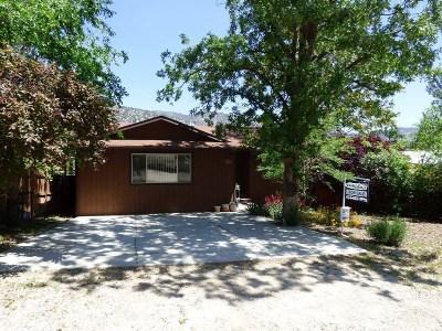 Frazier Park Single Family Home For Sale: 3801 Kiwanis