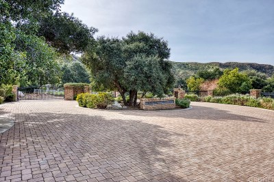 Canyon Country Residential Lots & Land For Sale: 26481 Ranch Creek Rd