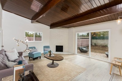 Panorama City Single Family Home Active Under Contract: 8731 Matilija Avenue